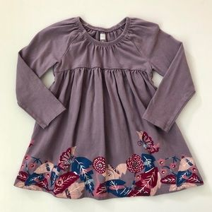 Girls Tea Collection long sleeve dress